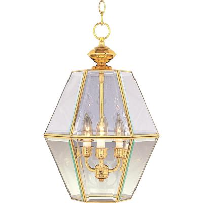 Maxim Lighting 90350 Bound Glass - Three Light Entry Foyer Pendant