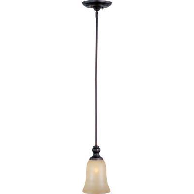 Maxim Lighting 91305WSOI Infinity 1-light Mini Pendant