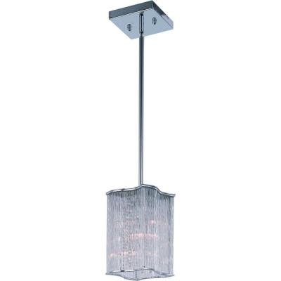 Maxim Lighting 91700CLPC Swizzle - Three Light Mini-Pendant