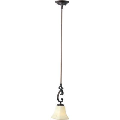 Maxim Lighting 92060 Oak Harbor - One Light Mini Pendant