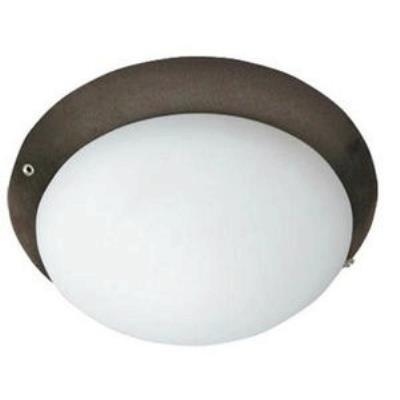 Maxim Lighting FKT206 Basic-Max - One Light Ceiling Fan Light Kit with Wattage Limiter