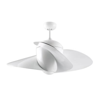 "Monte Carlo Fans 3ELR44WH Elliptical - 44"" Ceiling Fan"