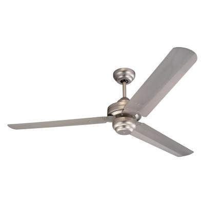 "Monte Carlo Fans 3SU54BP Studio -54"" Ceiling Fan"