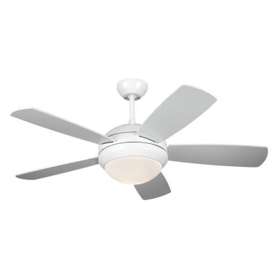 "Monte Carlo Fans 5DI44WHD Discus II - 44"" Ceiling Fan"