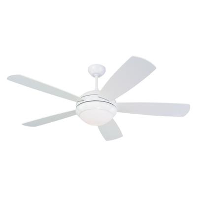 "Monte Carlo Fans 5DI52WHD-L Discus -52"" Ceiling Fan"