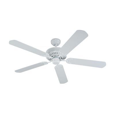 "Monte Carlo Fans 5QP52WH 52"" 5-Blade Ceiling Fan"