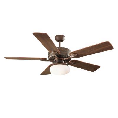 """Monte Carlo Fans 5RA52RBD Radial - 52"""" Ceiling Fan"""