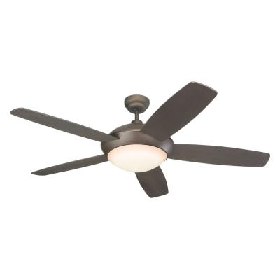 "Monte Carlo Fans 5SLR52RBD-B Sleek - 52"" Ceiling Fan"