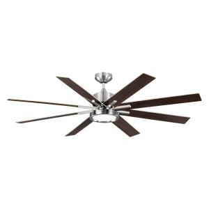 "Empire - 60"" Ceiling Fan with Light Kit"