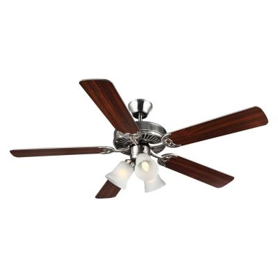 "Monte Carlo Fans BF3-BS Home Builder III - 52"" Ceiling Fan"