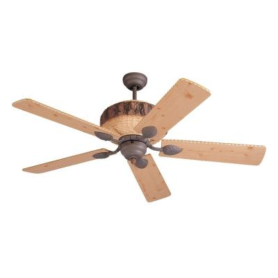 "Monte Carlo Fans 5GL52 52"" 5-blade Ceiling Fan (Light Kit Sold Separately)"