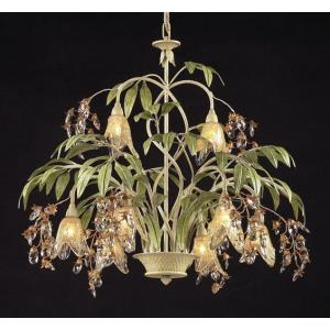 Huarco - Eight Light Chandelier