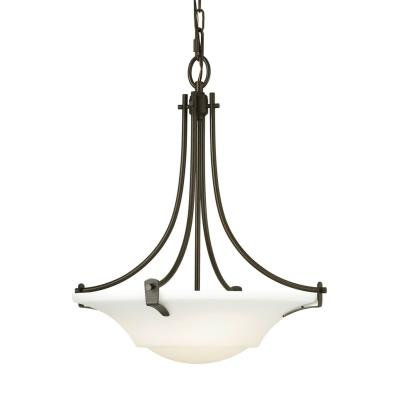 Feiss F2246/3ORB Barrington - Three Light Pendant