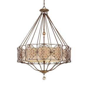 Marcella - Four Light Chandelier