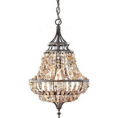Feiss F2799/1RI Maarid - One Light Mini Chandelier