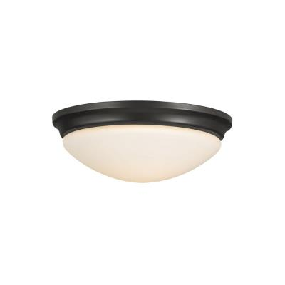 Feiss FM271ORB Barrington - One Light Flush Mount