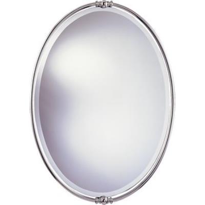 Feiss MR1044PN Beveled Mirror