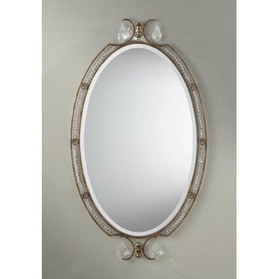 """Feiss MR1106OBZ Valentina - 35"""" Mirror"""