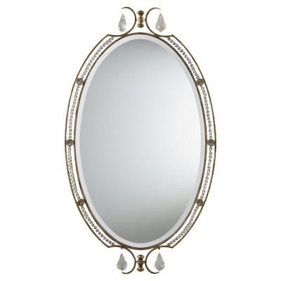 "Feiss MR1106OBZ Valentina - 35"" Mirror"