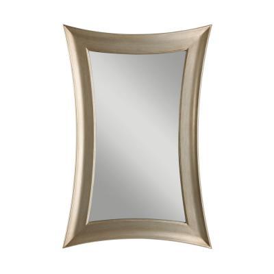 """Feiss MR1122ASLF Georgette - 30"""" Mirror"""