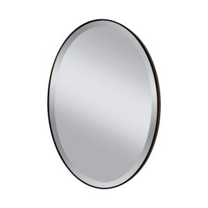 "Johnson - 36"" Oval Mirror"