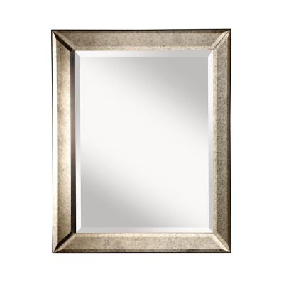 "Feiss MR1141AMR Antiqua - 24"" Rectangular Mirror"