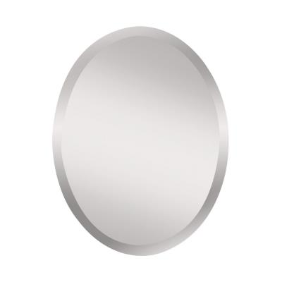 "Feiss MR1151 Infinity - 22"" Oval Mirror"