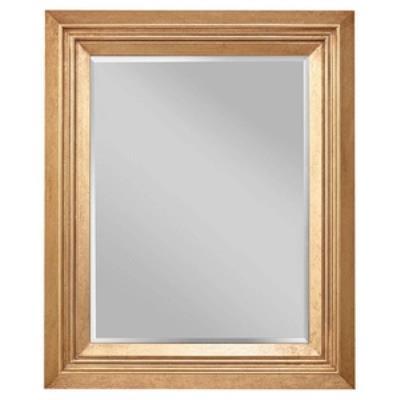"Feiss MR1167DAG Tisdale - 27"" Square Mirror"