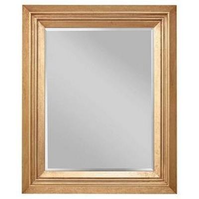 "Feiss MR1167DAG Tisdale - 27"" Square Mirror"