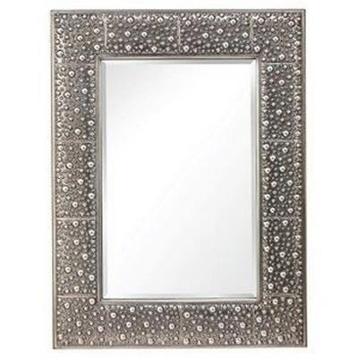 "Feiss MR1175RUS Danby - 30"" Square Mirror"