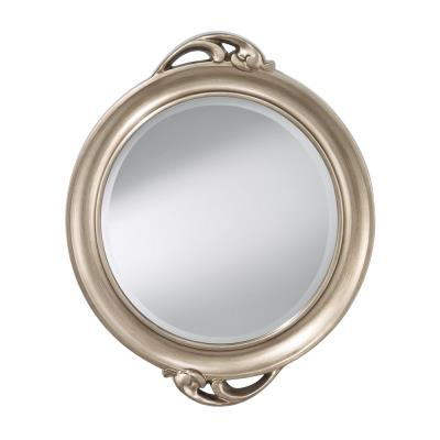 "Feiss MR1207ASLF 26"" Mirror"