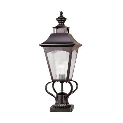 Feiss OL1007ORB Pier/Post Lantern