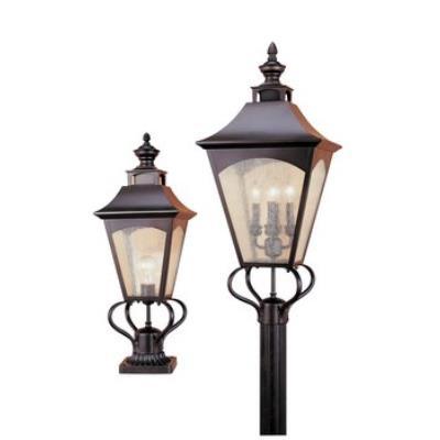 Feiss OL1007ORB Pier/Post Lantern