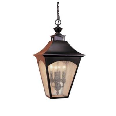 Feiss OL1011ORB Hanging Lantern