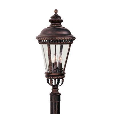 Feiss OL1908GBZ Pier/Post Lantern