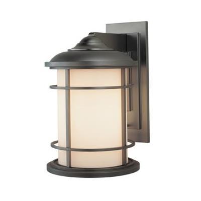 Feiss OL2202BB Wall Mount Lantern