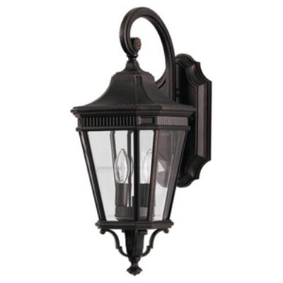 Feiss OL5401GBZ Cotswold Lane - Two Light Outdoor Wall Lantern