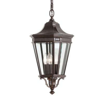 Feiss OL5411GBZ Cotswold Lane - Three Light Pendant