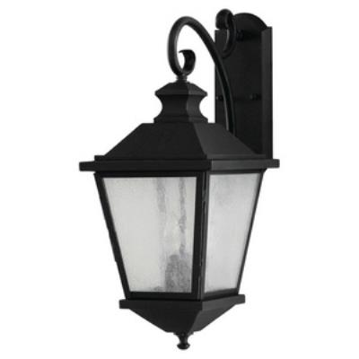 Feiss OL5702BK Woodside Hills - Three Light Outdoor Wall Lantern