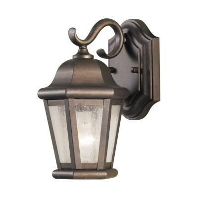 Feiss OL5900CB Martinsville - One Light Outdoor Wall Lantern