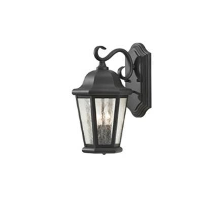 Feiss OL5901BK Martinsville - One Light Outdoor Wall Lantern