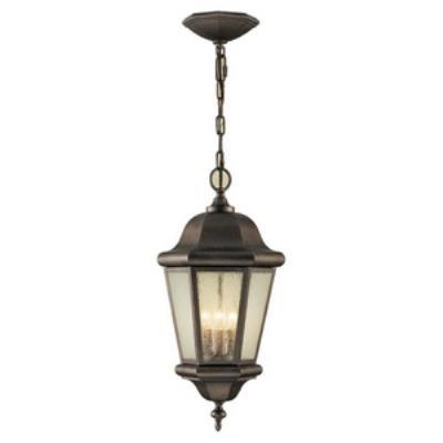 Feiss OL5911CB Martinsville - Three Light Pendant