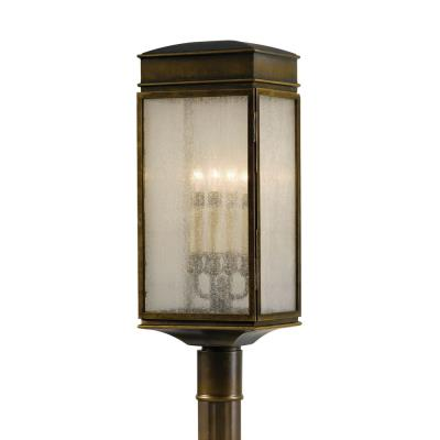 Feiss OL7407 Whitaker - Four Light Post Mount