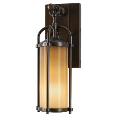 Feiss OL7600HTBZ Dakota - One Light Outdoor Wall Bracket