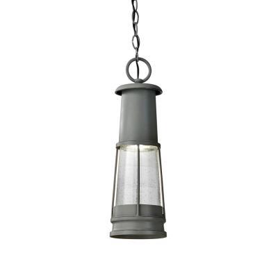 Feiss OL8211STC Chelsea Harbor - One Light Outdoor Hanging Lantern