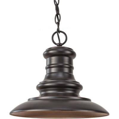 Feiss OL8904RSZ Redding Station - One Light Outdoor Hanging Lantern