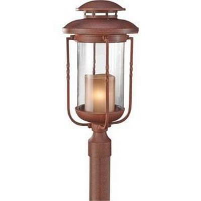 Feiss OL9208CN Menlo Park - One Light Outdoor Post Lantern