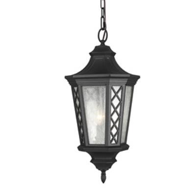 Feiss OL9511 Wembley Park - Three Light Outdoor Hanging Lantern