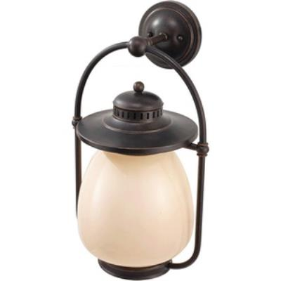 Feiss OLPL7404GBZ Mc Coy - One Light Outdoor Wall Lantern