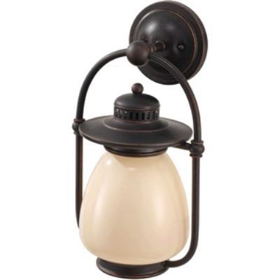 Feiss OLPL7502GBZ Mc Coy - One Light Outdoor Wall Lantern
